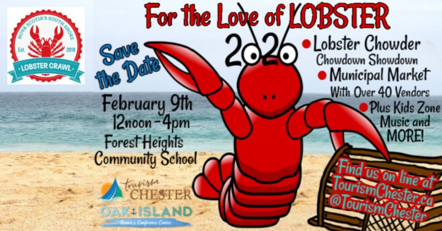 FOR THE LOVE OF LOBSTER 2020