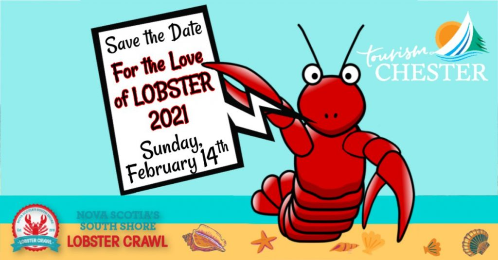 For the Love of Lobster 2021 STD