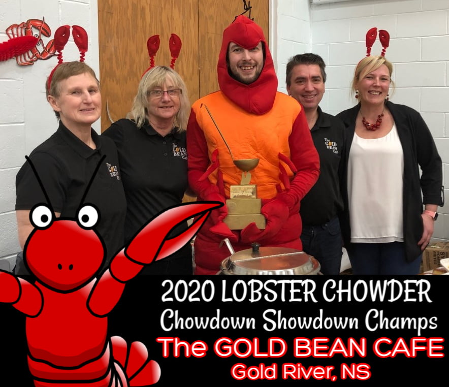 The Gold Bean 2020 Golden Ladle Lobster Champs