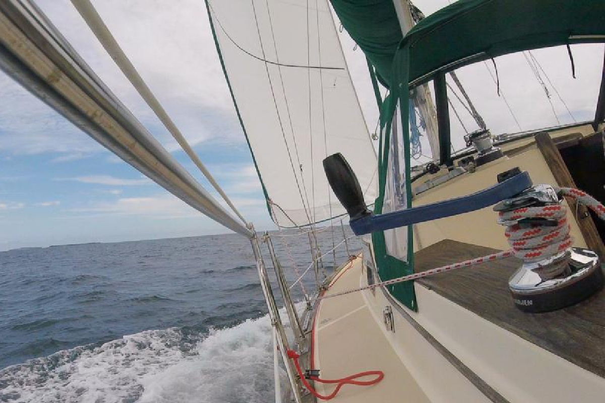 Full-Day Private Sail Charter on Mahone Bay