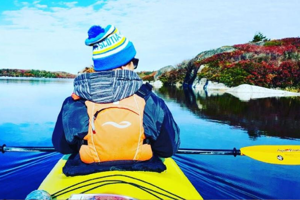 Half Day Sea Kayak Tour East Coast Outfitters
