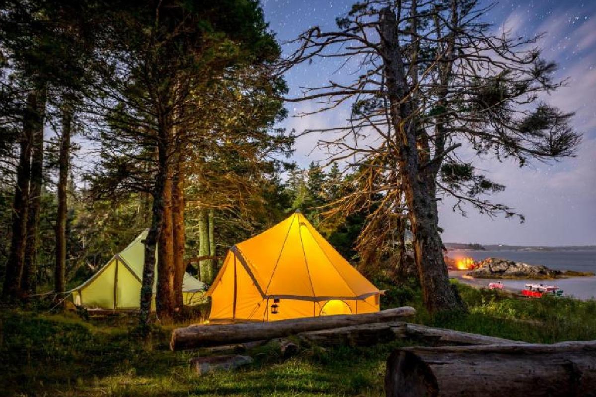 LaHave Islands Glamping Adventure