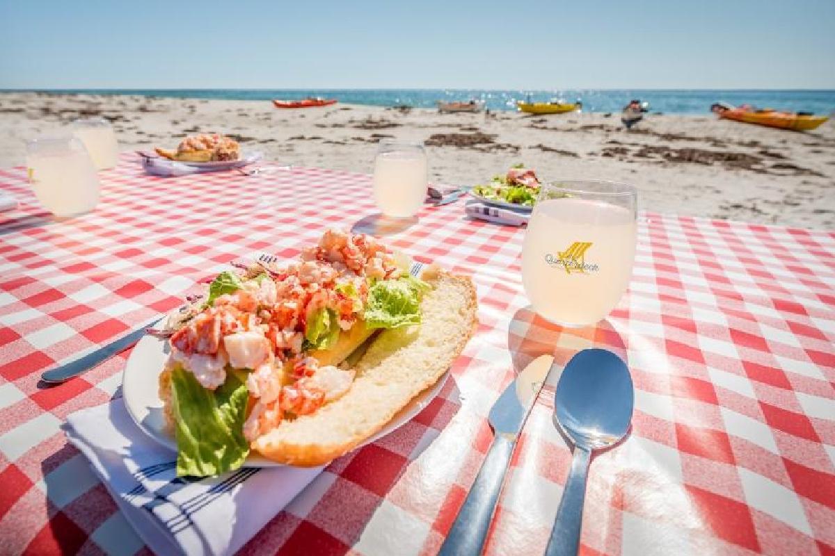 Seaside Adventure & Beachside Feast