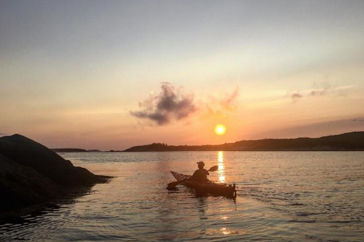Sunset Sea Kayak Tour